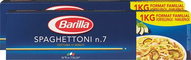 Barilla Spaghettoni n. 7