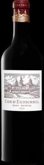 Château Cos d'Estournel St. Estèphe AOC 2018  Vorderseite