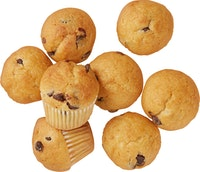 Mini Muffins Vanille Alysse