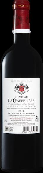 Château La Gaffelière Zurück