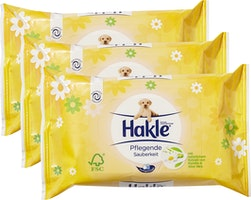 Hakle feuchte Toilettentücher Pflegende Sauberkeit