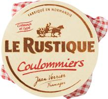 Le Rustique Coulommiers