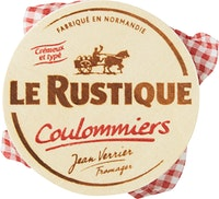 Formaggio a pasta molle Coulommiers Le Rustique