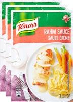 Sauce à la crème Knorr