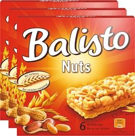 Barrette ai cereali Balisto