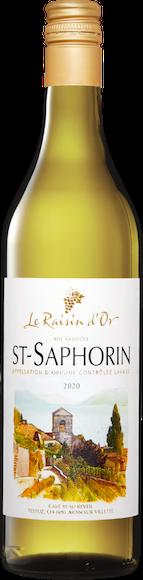 Le Raisin d'Or St-Saphorin AOC Lavaux Vorderseite