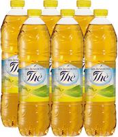 San Benedetto Ice Tea Zitrone