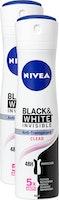 Nivea Deo Spray Invisible for Black & White