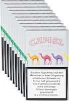 Camel Silver