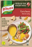 Sauce Curry Knorr