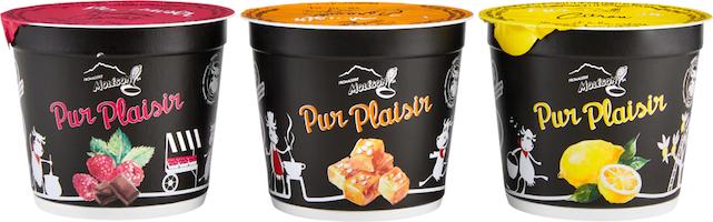 Fromagerie Moléson Joghurt Pur Plaisir