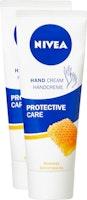 Nivea Protective Care Handcrème Bienenwachs