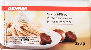 Denner Marroni-Püree