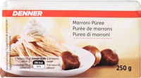 Purée de marrons Denner