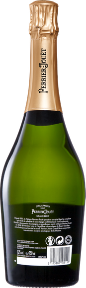 Perrier Jouet Grand brut Champagne AOC Zurück