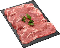 Costoletta di collo di maiale
