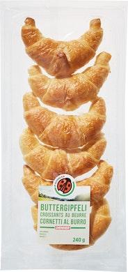 IP-SUISSE Frischback-Buttergipfeli