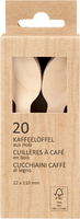 Kaffeelöffel aus FSC Holz