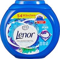 Lessive 3en1 Pods Nénuphar blanc Lenor