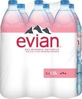 Eau minérale Evian
