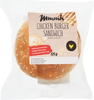 Mmmh Chicken Burger Sandwich