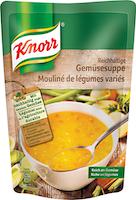 Knorr reichhaltige Gemüsesuppe