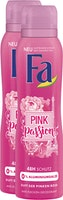 Spray déodorant Pink Passion Fa