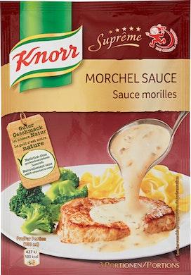 Salsa alle spugnole Knorr