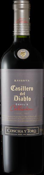 Casillero del Diablo Devil's Collection Reserva Concha y Toro  Vorderseite