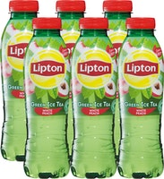 Lipton Green Ice Tea White Peach