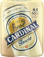 Cardinal Bier Blanche