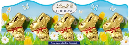 Mini-lapin Or Lindt