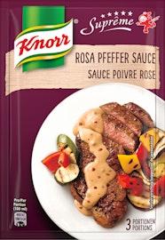 Knorr Sauce Rosa Pfeffer
