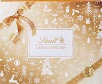 Lindt Connaisseurs Pralinés Gold & White Christmas