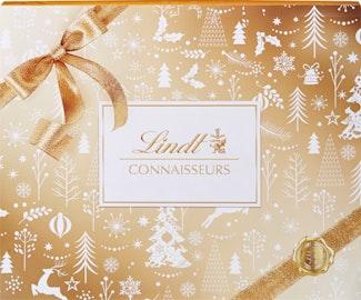 Praline Gold & White Christmas Connaisseurs Lindt