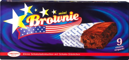 Christian's Bäck Mini Brownie