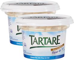 Fromage frais Les Créations Tartare