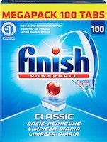 Tablettes lave-vaisselle Classic Finish Calgonit