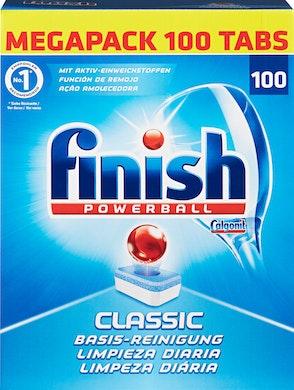 Pastiglie lavastoviglie Classic Finish Calgonit