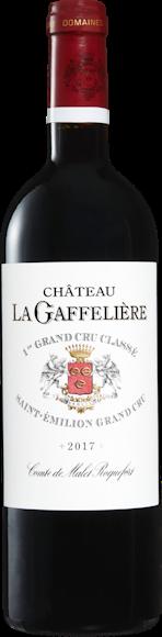 Château La Gaffelière Vorderseite