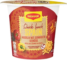 Maggi Quick Lunch Spain