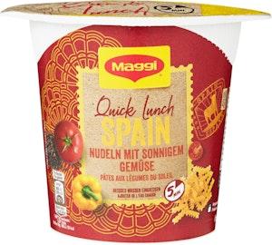 Maggi Quick Lunch Spain