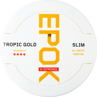 Snus Tropic Gold Epok