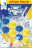 Bloc nettoyant Kraft-Aktiv WC Frisch