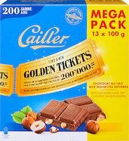 Tavoletta di cioccolata Latte-Nocciole Cailler