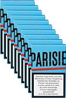 Parisienne Bleue