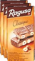 Tablette de chocolat Ragusa Classique Camille Bloch