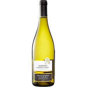 Vignerons des Grandes Vignes Chardonnay Bourgogne AOC