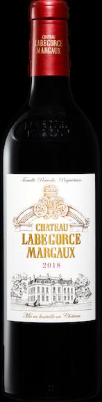Château Labégorce Margaux AOC  Vorderseite