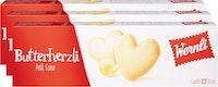 Wernli Biscuits Butterherzli
